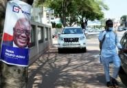 Ghana: dernier jour de campagne avant la présidentielle lundi