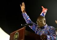 Nana Akufo-Addo, président diplomate et dynamique, réélu au Ghana