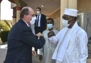 Castex rencontre Déby au Tchad avant un réveillon avec les troupes françaises