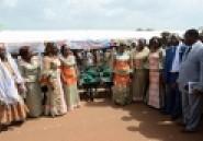 Les femmes invitées par Dominique Ouattara à profiter du FAFCI pour leur autonomie (AIP)