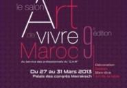 Riad Art Expo. Le salon Art de vivre Maroc, 9ème édition du 27 au 31 mars 2013