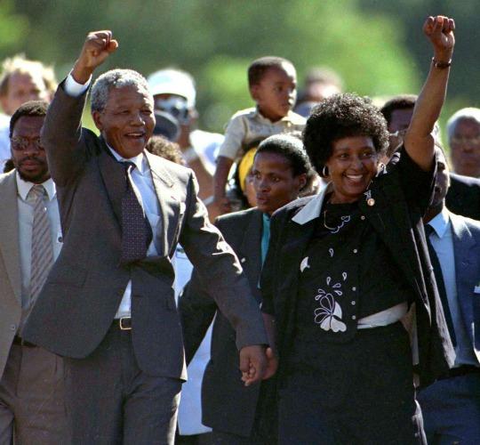 liberationmandela NELSON MANDELA
