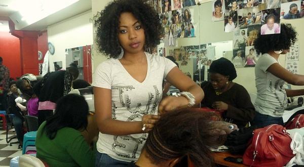 salon Taco Afro
