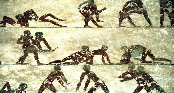Sur les traces du tahtib slate afrique for Origine des arts martiaux