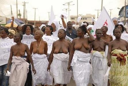 Femme Nue Africaine les femen n'ont rien inventé du tout | slate afrique