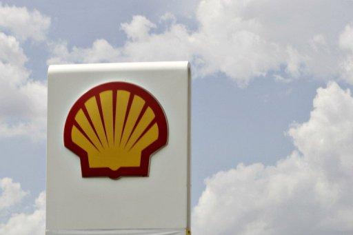 Logo du géant pétrolier Shell AFP/Archives Tengku Bahar