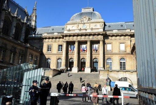 Le Palais de justice de Paris AFP/Archives Miguel Medina