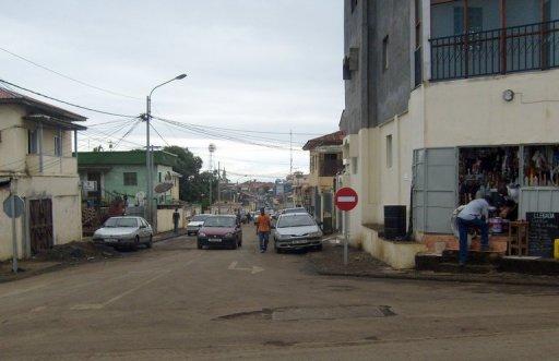 Une rue de Malabo, en Guinée Equatoriale AFP/Archives Rodrigo Angue Nguema