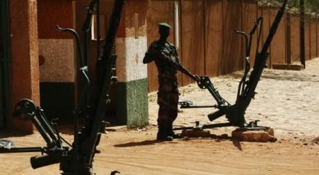 Niamey, Niger. REUTERS/Emmanuel Braun
