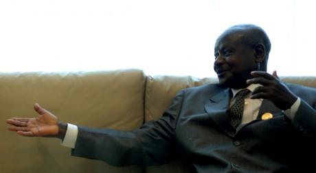 Yoweri Museveni via Wikimedia Commons
