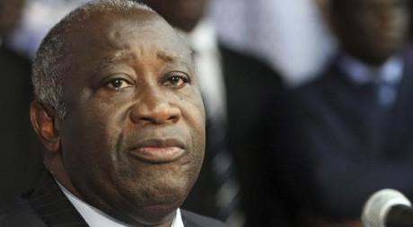 Laurent Gbagbo. Reuters/ Luc Gnago