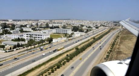 Route express Tunis LaMarsa, by Tab59 via Flickr CC