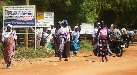 Women (in Juba, Southern Sudan) by Stein Ove Korneliussen, via Flickr CC