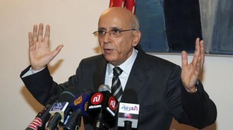 L'ancien Premier ministre Mohammed Ghannouchi. Reuters