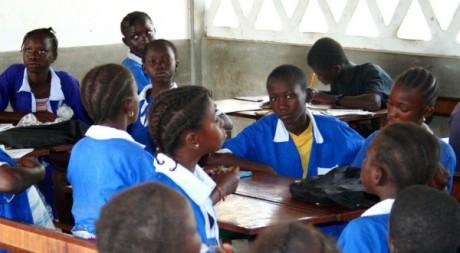 School Children, Ginak Gambia, by Mishimoto via Flickr CC