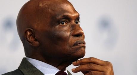 Abdoulaye Wade à la première World Policy Conference à Evian, en France, le 7 octobre 2008. REUTERS/Denis Balibouse