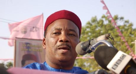 L'opposant Mahamadou Issoufou, arrivé en tête au premier tour le 31 janvier 2011. ©Le Bénin aujourd'hui