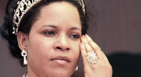 Best Kemigisa, reine mère du royaume du Toro, à Fort Portal. Reuters/James Akena