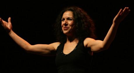 Nabila Ben Youssef © Stéphanie Trouillard, tous droits réservés.