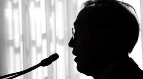 Claude Guéant, le ministre français de l'Intérieur, à Nice, le 4 mars 2011. REUTERS/Eric Gaillard