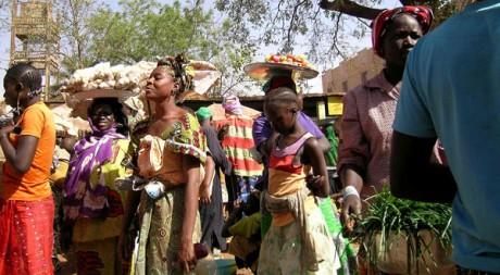 Marché Sikasso by c.hug via Flickr CC