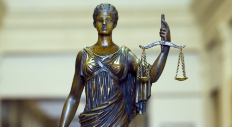 Lady Justice revisited, by Scott* via Flickr CC