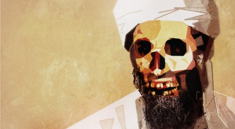 Osama Bin Laden Dead, by ssoosay via Flickr CC