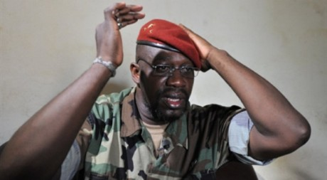Ibrahim Coulibaly à Abidjan le 19 avril 2011. AFP/Issouf Sanogo
