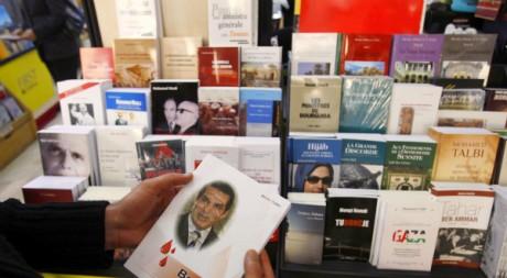 Une librairie dans le centre de Tunis le 7 mars 2011. REUTERS/STR New