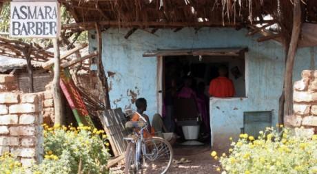 Dans le camp de réfugiés érythréens Shimelba, dans le Nord de l'Ethiopie. REUTERS/Barry Malone