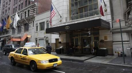 L'hôtel Sofitel. REUTERS/Chip East