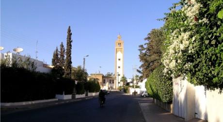 Quartier de Pascal - Agadir by c.hug via Flickr CC