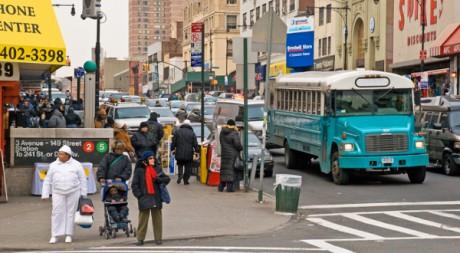 149th. Street and 3rd. Avenue, The Bronx, New York, 12 Feb. 2008, by PhilipC via Flickr CC