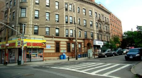 Le Bronx, New York © Sabince Cessou, tous droits réservés.