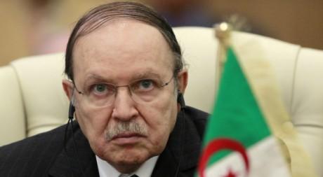 Abdelaziz Bouteflika le 29 novembre 2010 à Tripoli (Libye). REUTERS/Francois Lenoir