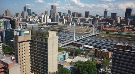 Une vue de Johannesburg. © Austinevan via Flickr CC