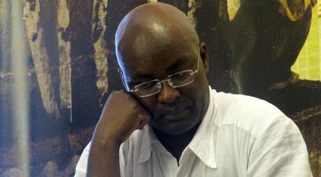 Achille Mbembe © Sabine Cessou, tous droits réservés.