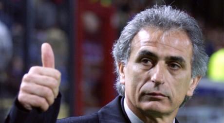 Valid Halilhodzic, nouveau sélectionneur du football algérien. REUTERS/Pascal Rossignol