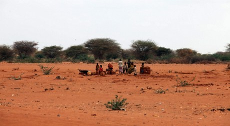 On the edge of Dadaab camp, by Oxfam East Africa via Flickr CC