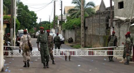 Conakry, le 19 juillet 2011. AFP PHOTO / CELLOU DIALLO