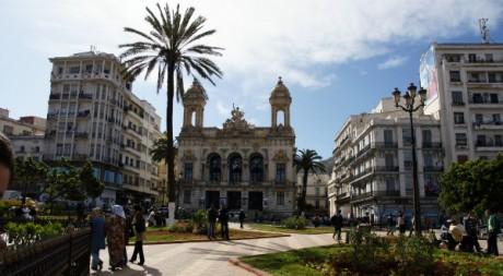 Algérie (Théâtre d'Oran), by Daggett2008 via Flickr CC