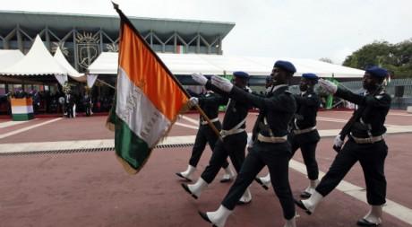 51e anniversaire de l'indépendance, à Abidjan, Côte d'Ivoire, le 7 août 2011. REUTERS/Luc Gnago