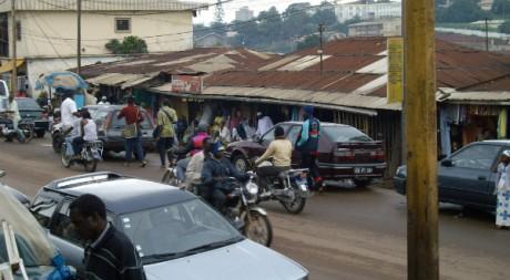 Yaoundé, Cameroon, by Fiona Bradley via Flickr CC