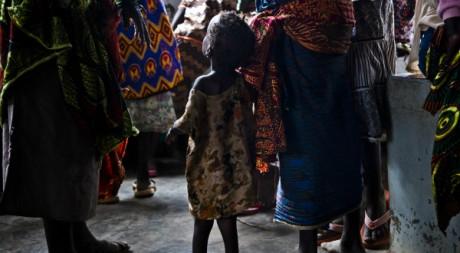 Hôpital du camp de réfugiés de Kakuma, à Nairobi, Kenya, le 8 août 2011. REUTERS/STR New