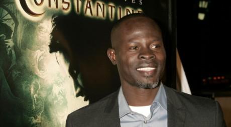 L'acteur béninois Djimon Hounsou, en 2005. REUTERS/Fred Prouser