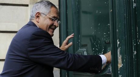 L'avocat Robert Bourgi, Paris, septembre 2011. © REUTERS/Gonzalo Fuentes