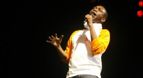 Le chanteur Youssou Ndour, mai 2010, à Dakar. AFP/MOUSSA SOW