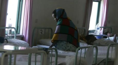 Une Ethiopienne dans un hôpital d'Addis-Abéba. REUTERS/Eliana Aponte.