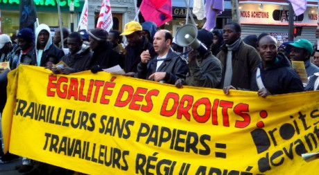 Demonstrations by austinevan, via Flickr CC
