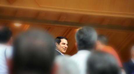 Zine el-Abidine Ben Ali à Tunis le 24 mai 2009 by Tab59 via Flickr